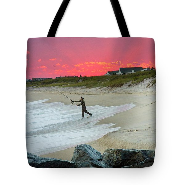 Jetty Four Fisherman Tote Bag
