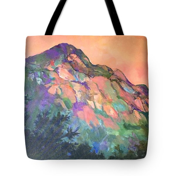 Jewel Mountain 1. Tote Bag
