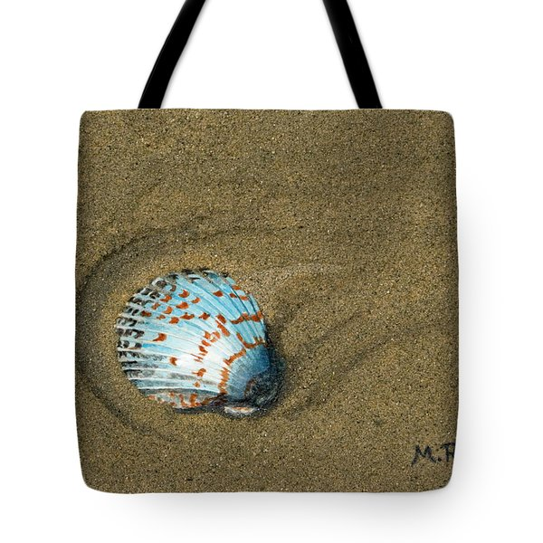 Jewel On The Beach Tote Bag by Mike Robles