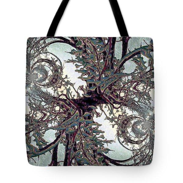Jewel Tree Tote Bag
