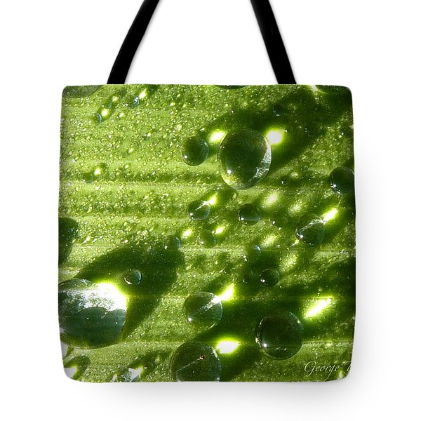 Jewels Tote Bag