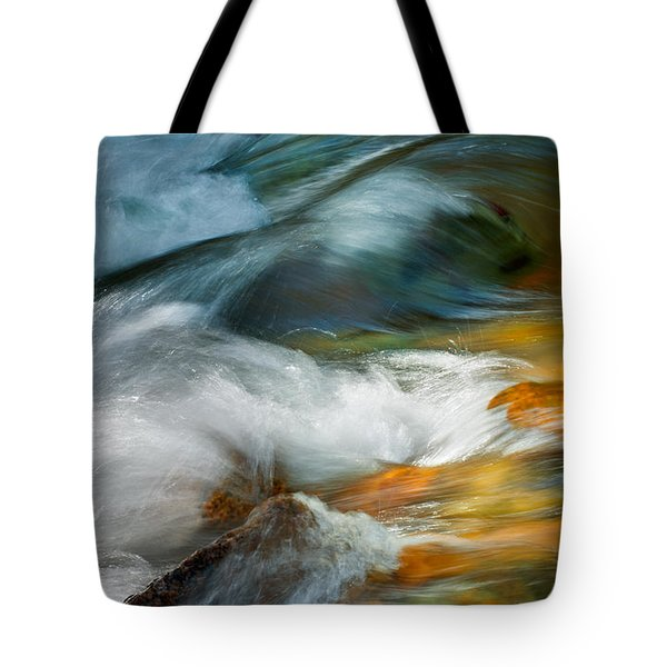Jewels In The Stream Tote Bag