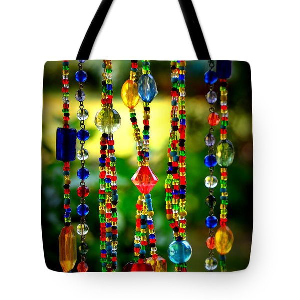 Jewels In The Sun Tote Bag