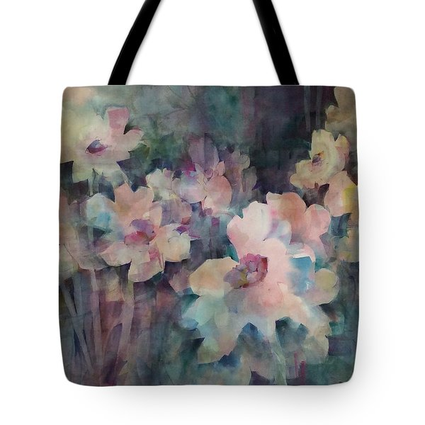 Jewels Of The Garden Tote Bag