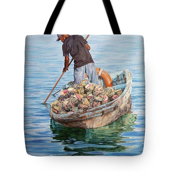 Jewels Of The Sea Tote Bag