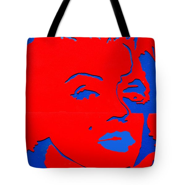 Jfk And The Other Woman Tote Bag by Robert Margetts