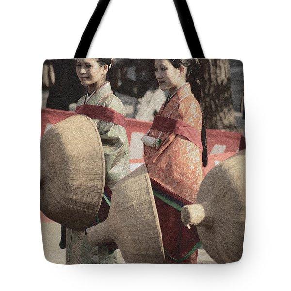 Jidai Matsuri Xi Tote Bag by Cassandra Buckley