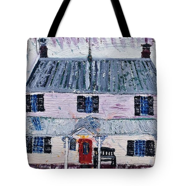 Jim And Diane  Tote Bag