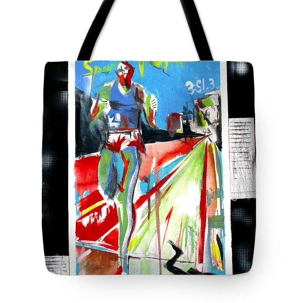 Jim Ryan Tote Bag