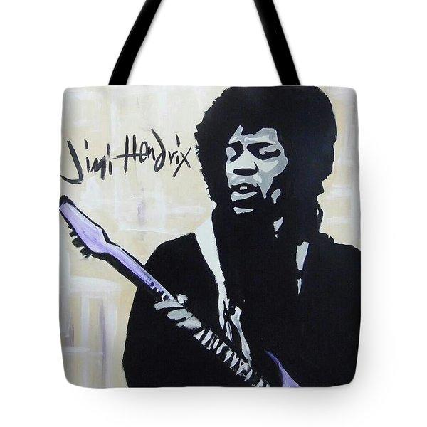 Jimi Gretness Tote Bag