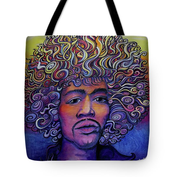 Jimigroove Tote Bag