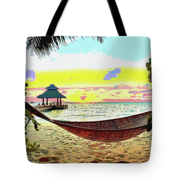 Jimmy Buffett's Margaritaville Tote Bag