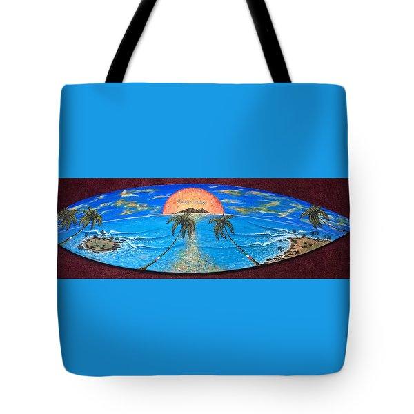 Jimmy Bumps Dream Tote Bag