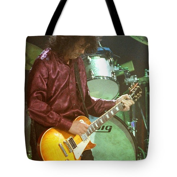 Jimmy Page-0002 Tote Bag