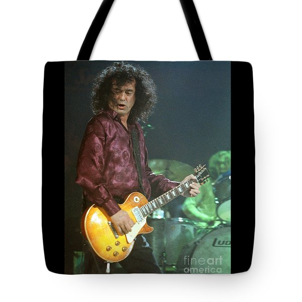 Jimmy Page-0005 Tote Bag