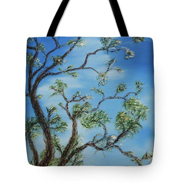 Jim's Tree Tote Bag