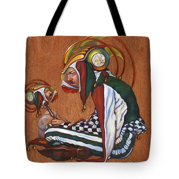 Jinglebats Tote Bag