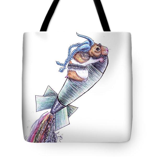 Jinx Tote Bag
