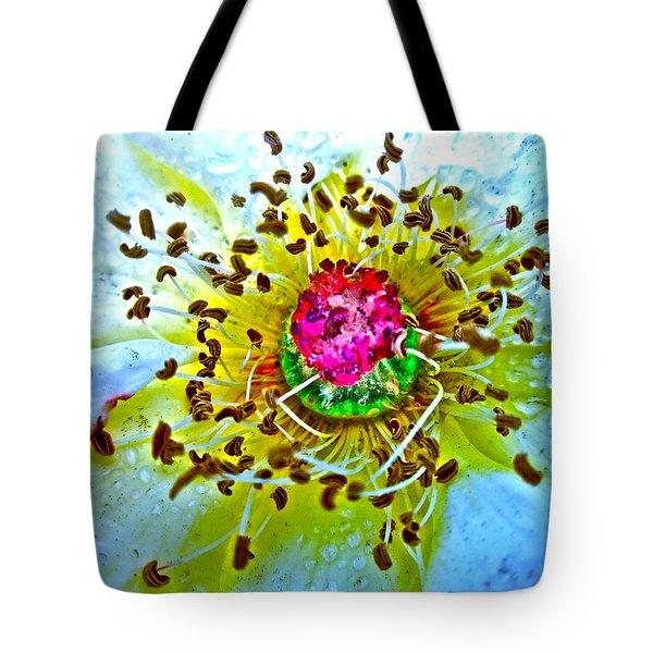 Jive Tote Bag by Gwyn Newcombe