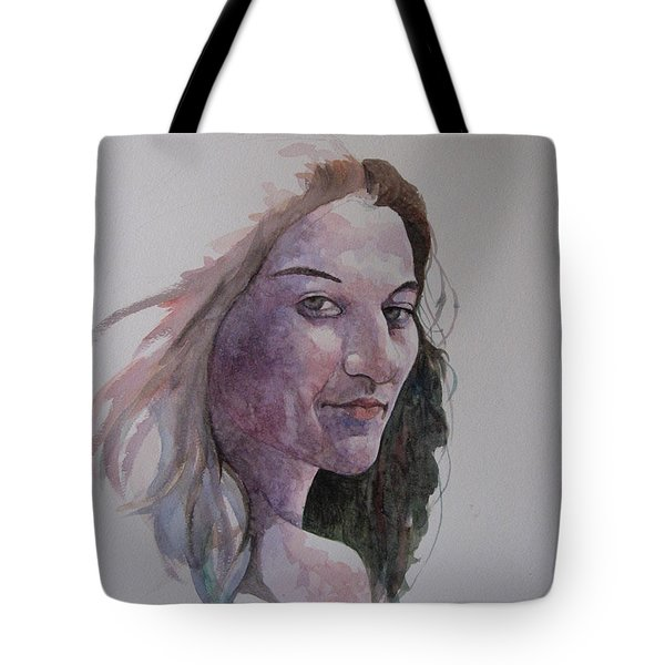 Joanna Tote Bag by Ray Agius