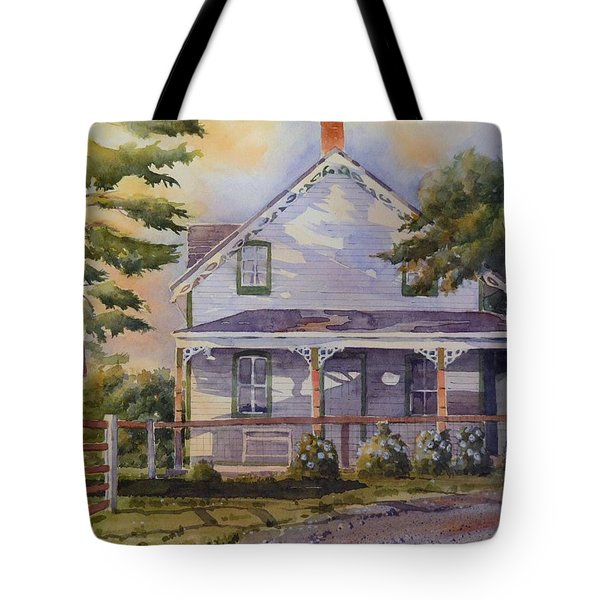 Joanne's House Tote Bag