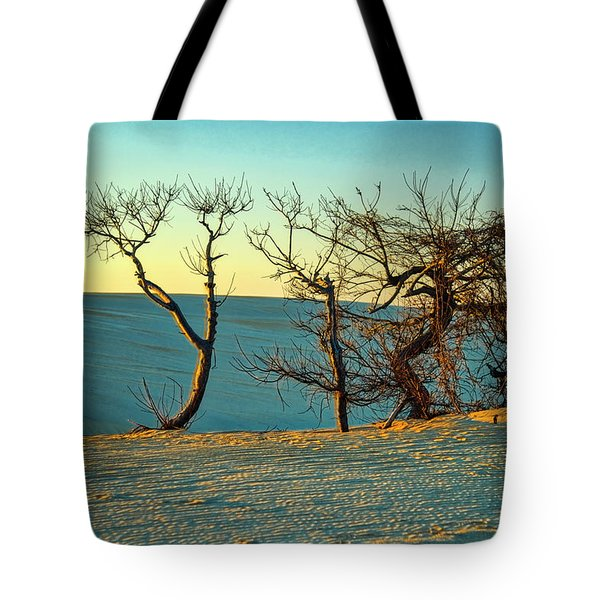 Jockey Ridge Sentinels Tote Bag