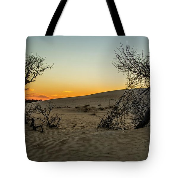 Jockey's Ridge View Tote Bag