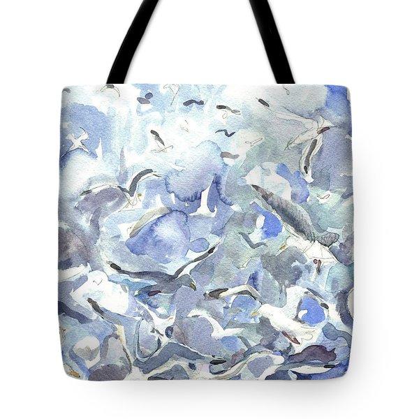 Jodrey Pier Tote Bag