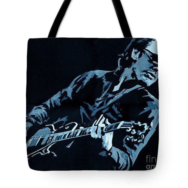 Joe Bonamassa - Different Shades Of Blue Tote Bag