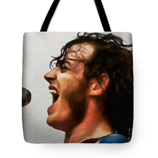 Joe Cocker 01 Tote Bag