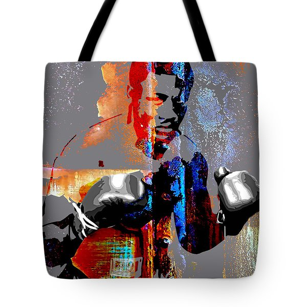 Joe Frazier Collection Tote Bag