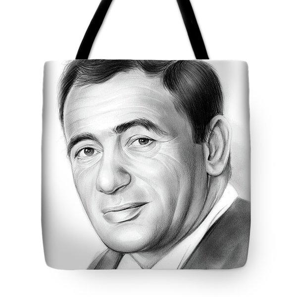 Joey Bishop Tote Bag