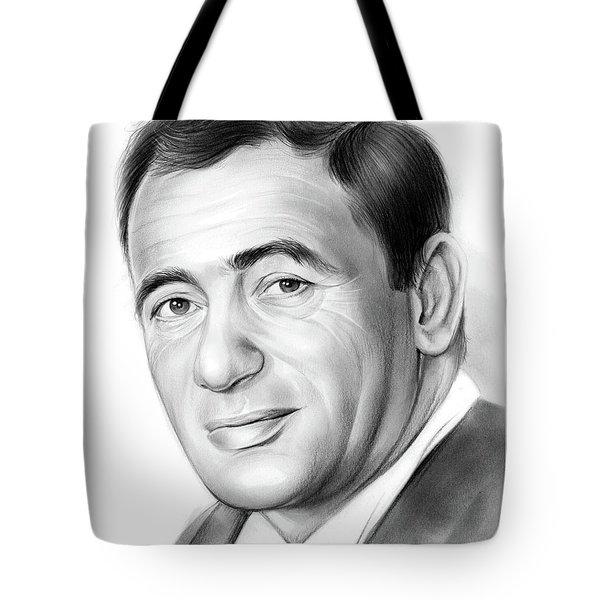 Joey Bishop Tote Bag by Greg Joens