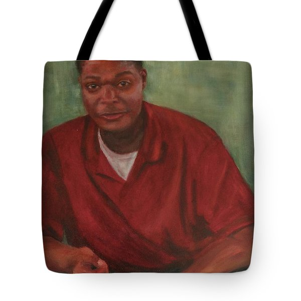 Joey Tote Bag by Carol Berning
