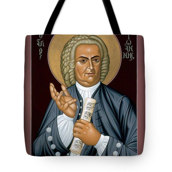 Johann Sebastian Bach - Rljsb Tote Bag