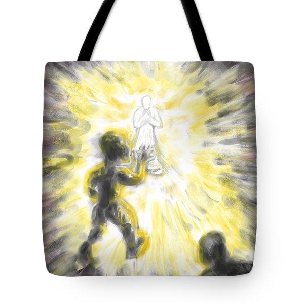 John 1 V5 Tote Bag
