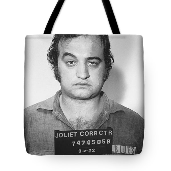 John Belushi Mug Shot For Film Vertical Tote Bag