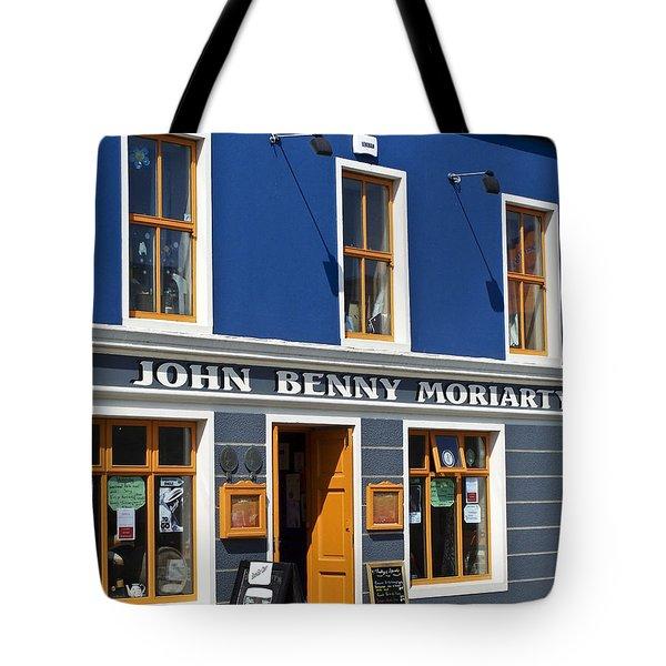 John Benny Tote Bag