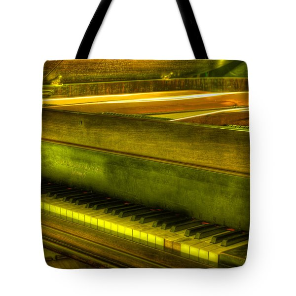 John Broadwood And Sons Piano Tote Bag