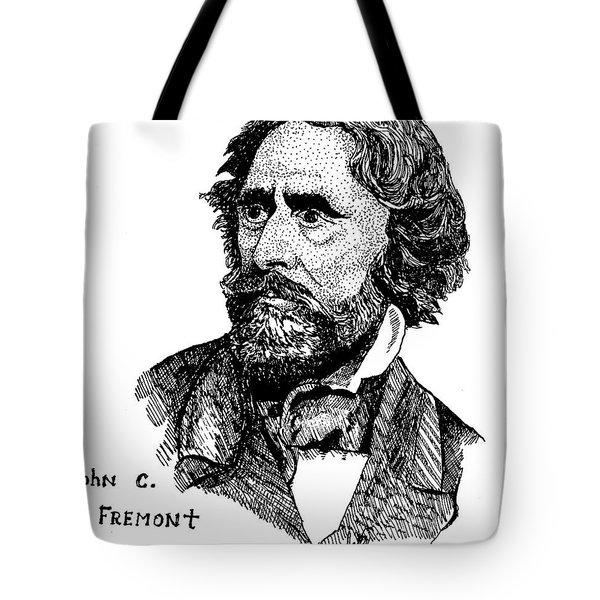 John C. Fremont Tote Bag