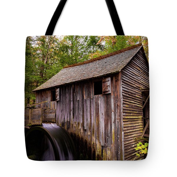 John Cable Grist Mill II Tote Bag