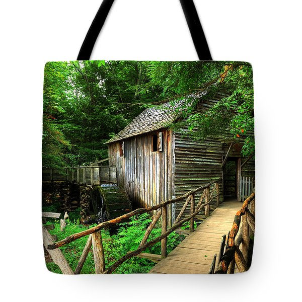 John Cable Mill 2 Tote Bag