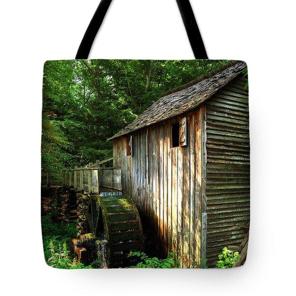 John Cable Mill 3 Tote Bag