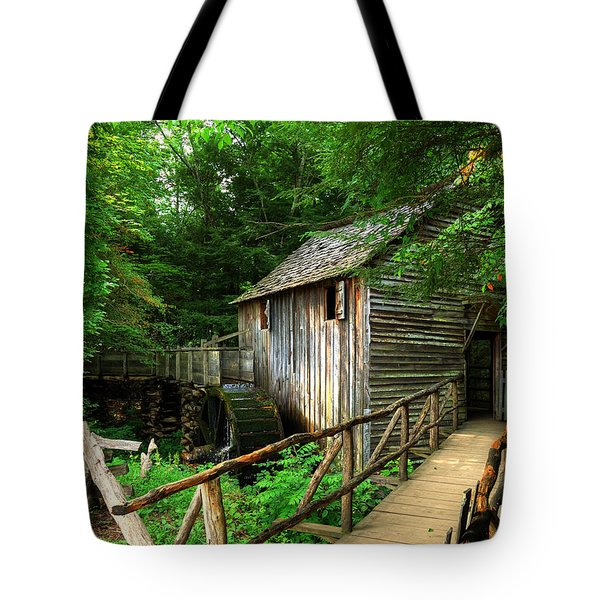 John Cable Mill Tote Bag