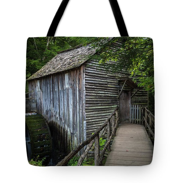 John Cable Mill Tote Bag