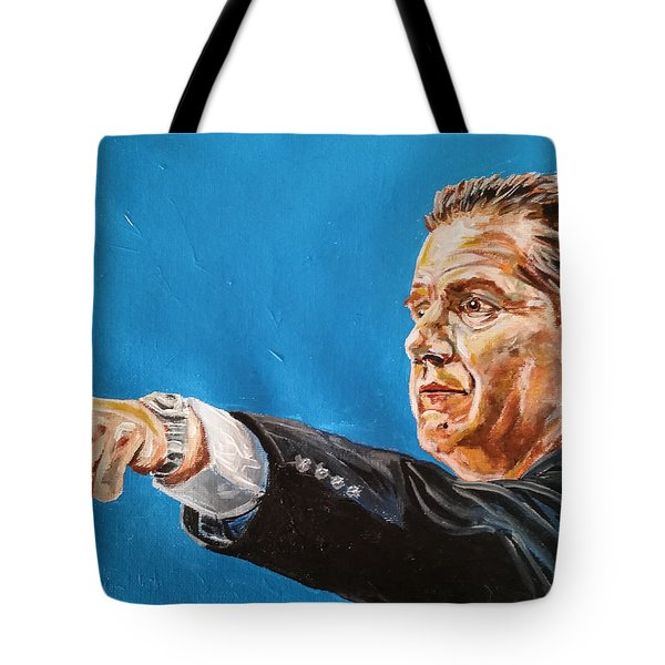 John Calipari Tote Bag