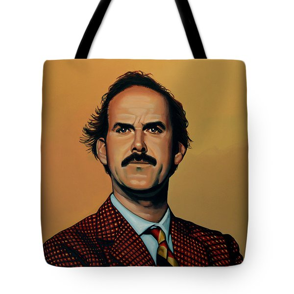 John Cleese Tote Bag by Paul Meijering