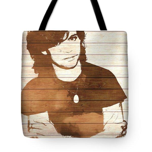 John Cougar Mellencamp Tote Bag