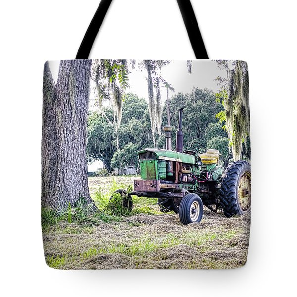 John Deer - Work Day Tote Bag