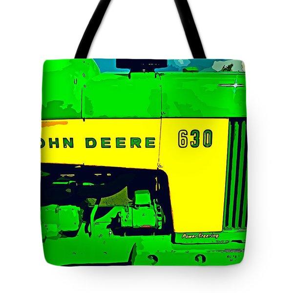 John Deere 630 Tote Bag by John Gerstner